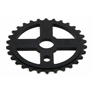 FBM CROSS Sprocket black 25t bolt drive
