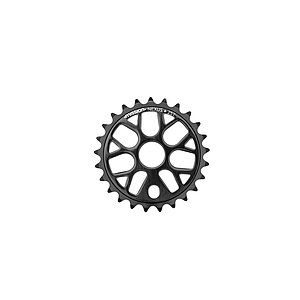 Mission NEXUS Sprocket black 25t bolt drive