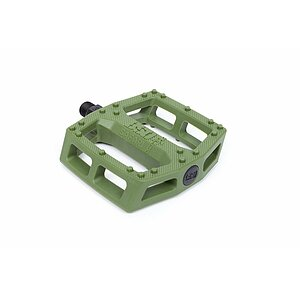 BSD SAFARI Pedal green nylon 9/16'' Reed Stark Signature