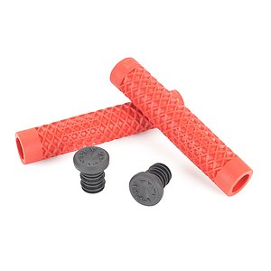 Cult VANS WAFFLE Grips red without flange Made by ODI