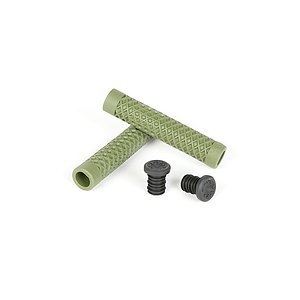 Cult VANS WAFFLE Grips olive without flange Made by ODI