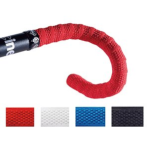 Cinelli BUBBLE RIBBON Lenkerband rot with Micro Balls