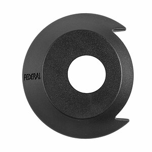 Federal PLASTIC Drive Side Hubguard Replacement black plastic 14mm