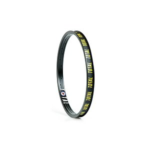 Total BMX SPITFIRE Rim black 20'' 34mm 36H straight welded