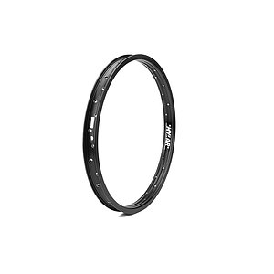 Mission MYLAR Rim black 20'' 36mm 36H straight sleeved