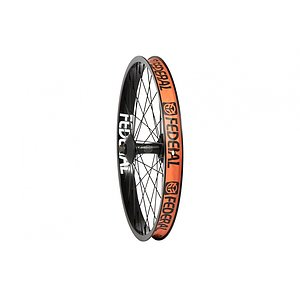 Federal STANCE Front Wheel black straight 20'' 10mm Female Axle