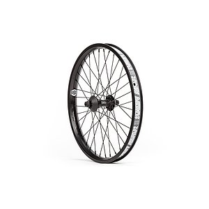 BSD AERO PRO/FRONT STREET PRO Front Wheel black straight 20'' 36mm 10mm bolts Female Axle incl. Hub