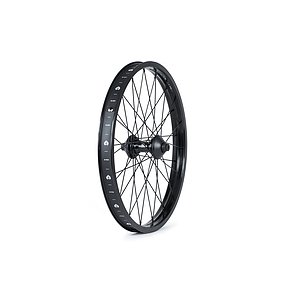 éclat TRIPPIN XL Front Wheel black straight 20'' 37mm 10mm bolts Female Axle