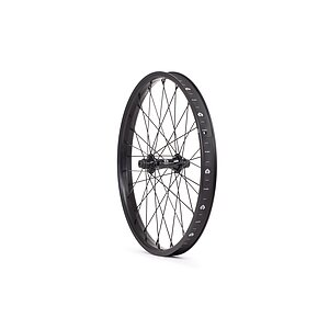 éclat RAVEN Front Wheel black straight 20'' 36mm 10mm bolts Female Axle PULSE front hub