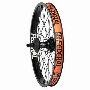 Federal STANCE Cassette Rear Wheel black 20'' straight Regular Axle welded RSD