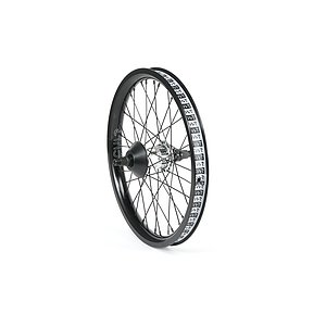 Cult CREW MATCH FREECOASTER 18 Rear Wheel polished 18'' straight Regular Axle Freecoaster Hub LSD i