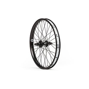 BSD AERO PRO/BACK STREET PRO Rear Wheel black 20'' 36mm straight Regular Axle Cassette Hub RSD