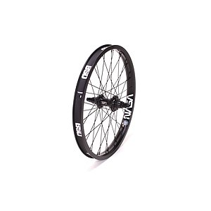 BSD MIND/BACK STREET PRO Rear Wheel black Regular Axle LSD