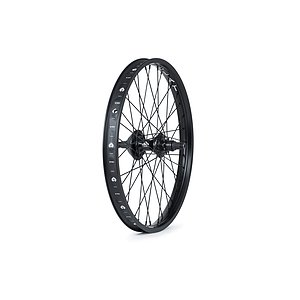 éclat CAMBER XT Cassette Wheel black 20'' 36.5mm straight Regular Axle Cassette Hub LSD/RSD
