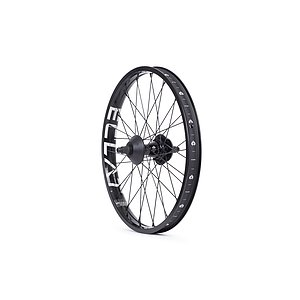 éclat TRIPPIN Cassette Wheel black 20'' 38mm straight Regular Axle Cassette Hub LSD incl. Hubguards