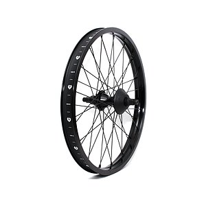 éclat TRIPPIN XL Cassette Wheel black 20'' 37mm straight Regular Axle Cassette Hub LSD/RSD