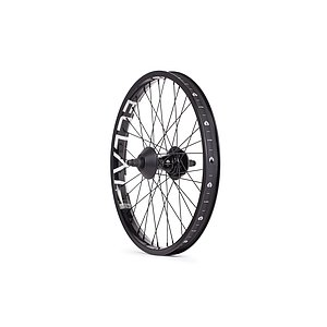 éclat BONDI Cassette Wheel black 20'' 38mm straight Regular Axle Cassette Hub LSD incl. Hubguards