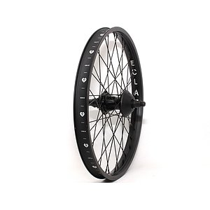 éclat CAMBER Freecoaster Wheel black 20'' 36.5mm straight Hollow Axle Freecoaster Hub LSD