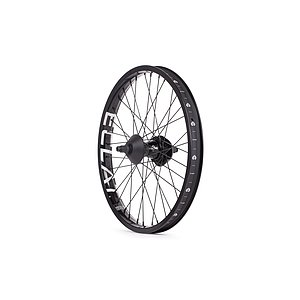 éclat BONDI Freecoaster Wheel black 20'' 38mm straight Regular Axle Freecoaster Hub LSD incl. Hubgua