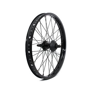 éclat TRIPPIN XL Freecoaster Wheel black 20'' 37mm straight Hollow Axle Freecoaster Hub RSD