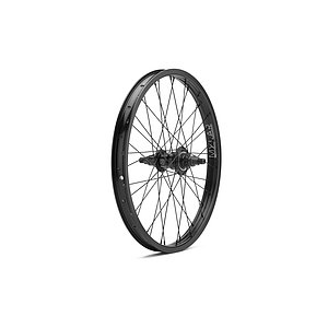 Mission DEPLOY Freecoaster Wheel black 20'' 36mm straight Regular Axle sleeved Freecoaster Hub LSD