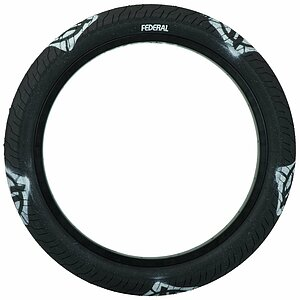 Federal COMMAND LP LOGO Tire black/white 20''x2.4'' 60 PSI
