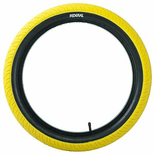 Federal COMMAND LP Tire yellow/black 20''x2.4'' 60 PSI