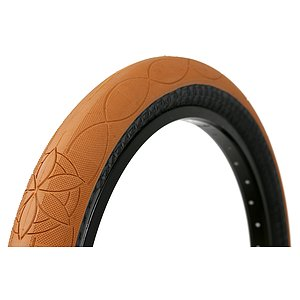 Cult AK Tire gum/blackwall 20''x2.5'' 110 PSI Alex Kennedy Signature