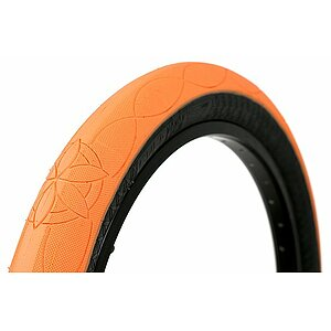 Cult AK Tire orange/black 20''x2.5'' 110 PSI Alex Kennedy Signature