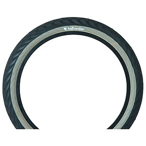 tall order WALLRIDE Tire black/tanwall 20''x2.3''