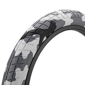 Mission TRACKER Tire snow camo 20''x2.4'' 60 PSI