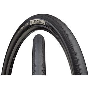 Teravail RAMPART Reifen black 650Bx47C 40-70 PSI Durable