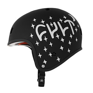 Cult X S1 RETRO LIFTER Helmet