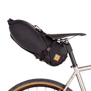 Restrap SMALL Saddlebag with dry bag black 8L