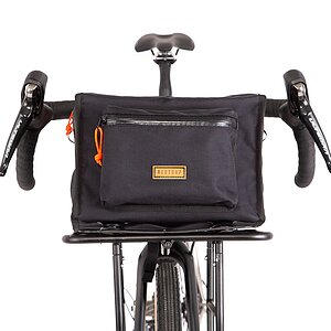 Restrap RANDONNEUR BAG Rack Bag black S