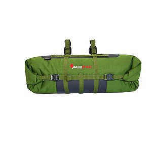 Acepac BAR ROLL Bar Bag green