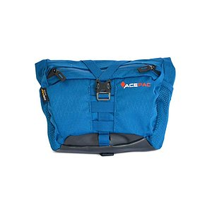 Acepac BAR BAG Lenkertasche blau