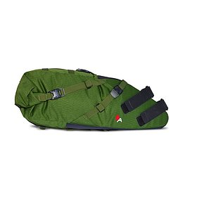 Acepac SADDLE BAG Saddle Bag green