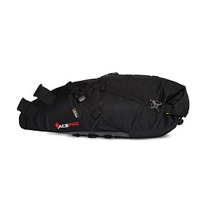 Acepac SADDLE BAG Satteltasche black