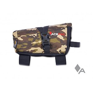 Acepac ROLL FUEL Frame Bag camo