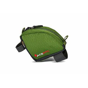 Acepac TUBE BAG Frame Bag green