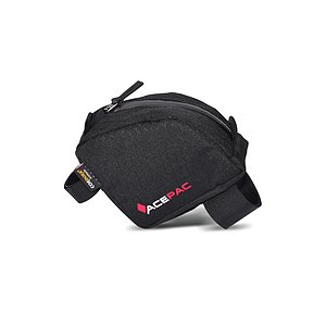 Acepac TUBE BAG Frame Bag black