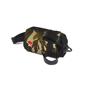 Acepac BIKE BOTTLE BAG Holster camo