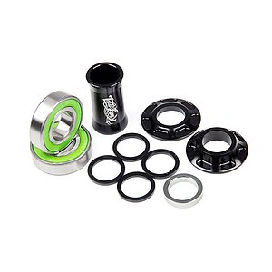 Total BMX TEAM BB KIT Lager black 19mm