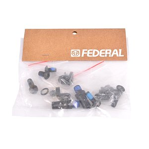 Federal BRAKE MOUNT Bremssockel Kit schwarz