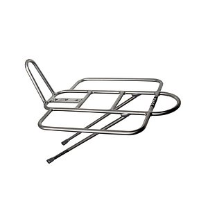 SOMA DEMI Front Rack silver