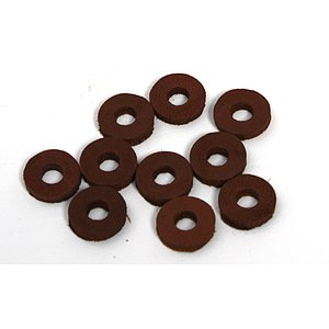 SOMA CARDIFF Washer Set brown leather