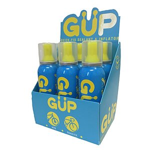 GÜP Industries 6-PACK Tire Sealant 6 x 125ml