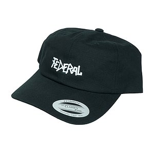 Federal DAD Cap black one size fits most