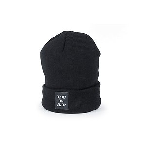 éclat CURRENCY Beanie schwarz one size fits most